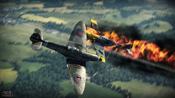 War Thunder now heard over on Linux