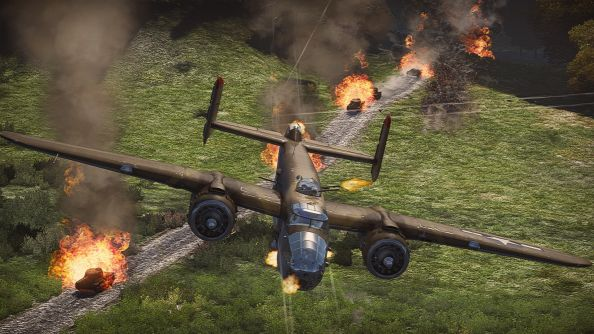 War Thunder now heard on Steam