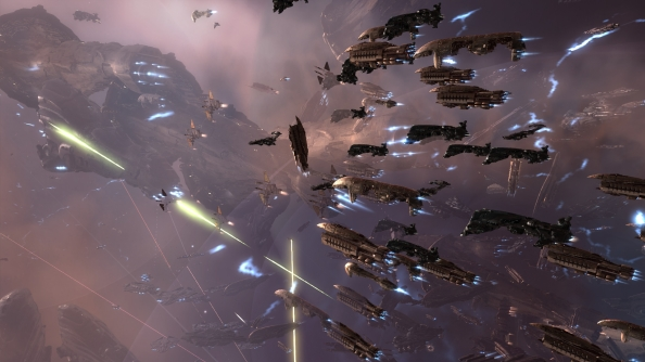 "EVE's Senior Producer: ""My personal opinion is that I hate game balance"""
