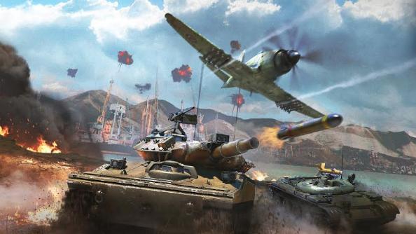 War Thunder Flaming Arrows update 1.59