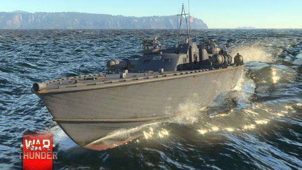 War Thunder naval