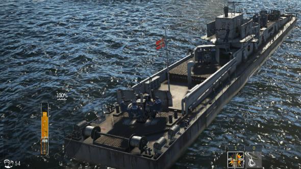 war thunder navy crew
