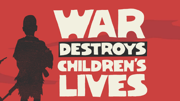 Wargaming and War Child join forces to assist children affected by war