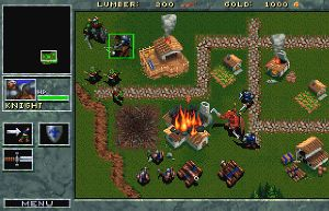 Where it all began - Warcraft: Orcs and Humans, released in 1994