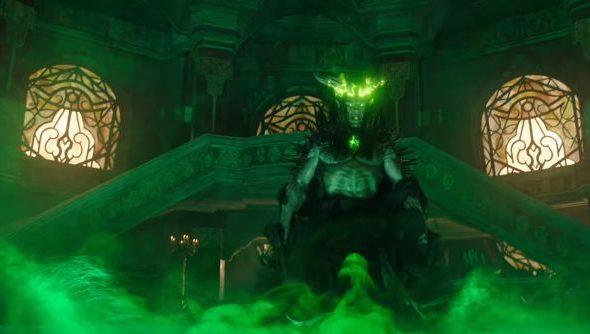 Warcraft movie villain