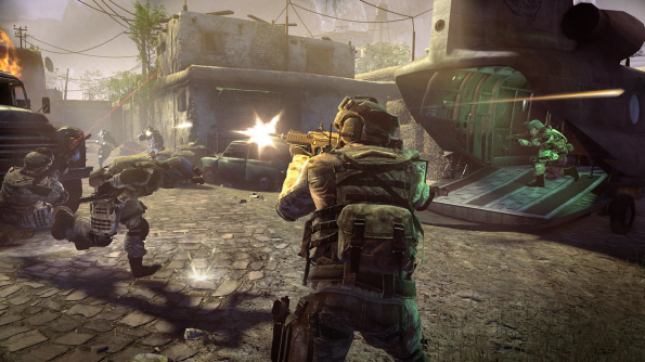 Warface scheduled for another round of closed beta testing