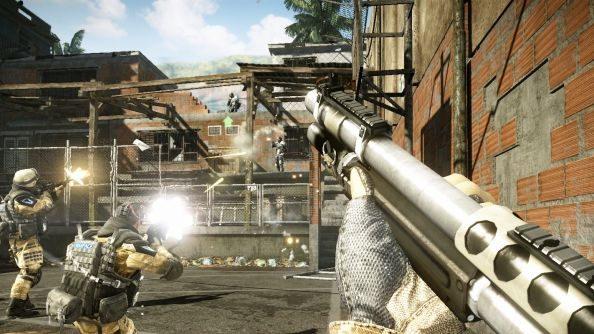 Warface trailered as closed beta slides into view