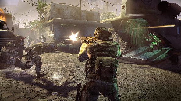 Warface's latest update brings a new map, new weapons, and a new maximum rank