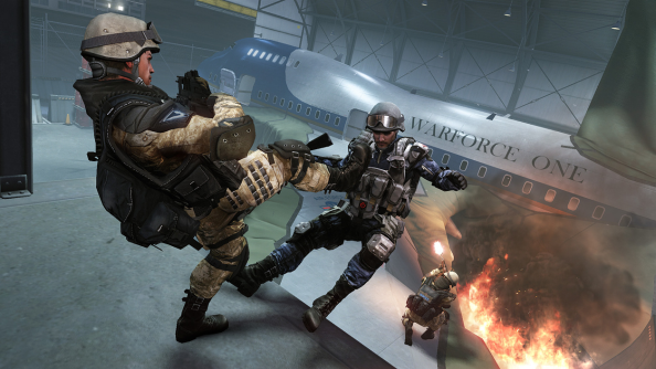 Why has Warface endured? Crytek talk respawn coins and volcano labs