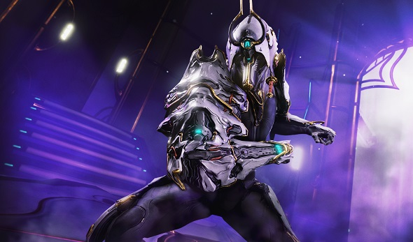warframe u2019s ash prime will be free for tennolive viewers