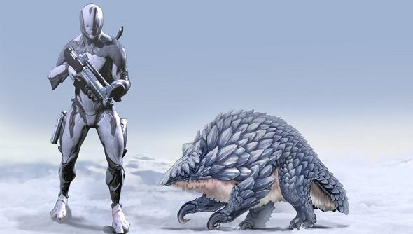 warframe_fortuna_creatures_snow_armadillo