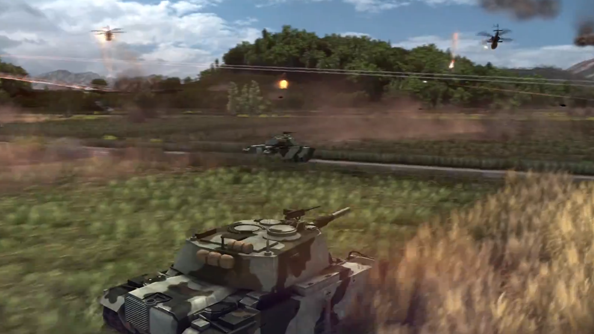Wargame: Airland Battle video explains the awesome dynamic campaign mode