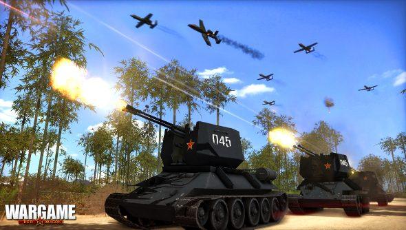 Wargame Red Dragon gameplay trailer