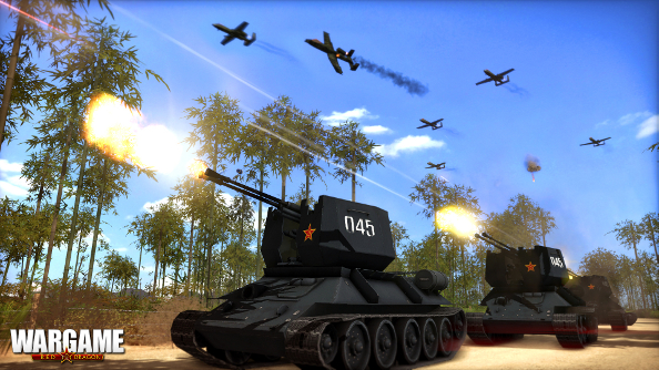 Wargame Red Dragon looks gorgeous, adds 450 new units and a Korean ...