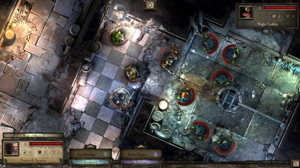 Warhammer quest pc game 2015 article news mod db completing these optional dungeons can grant you powerful weapons and armor for your characters as well as unlocking more of the map to further your gumiabroncs Image collections