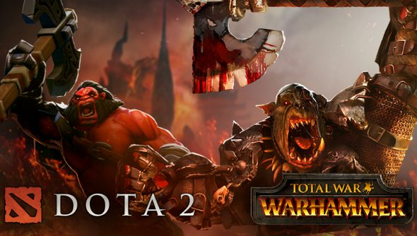 Dota 2 Warhammer Workshop