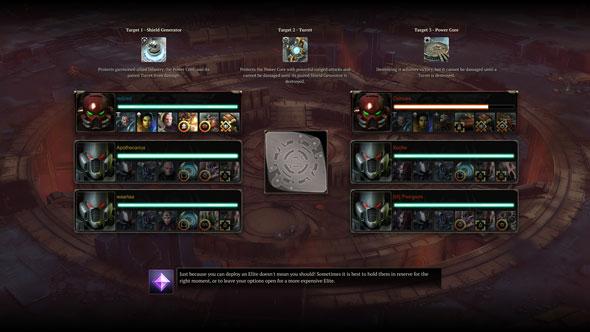 Dawn of War III's multiplayer beta