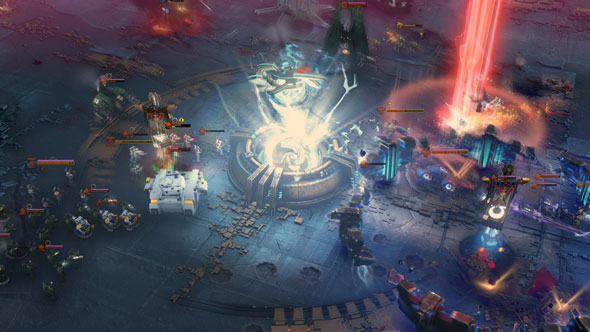 Dawn of War III's multiplayer beta keeps elite units in the spotlight