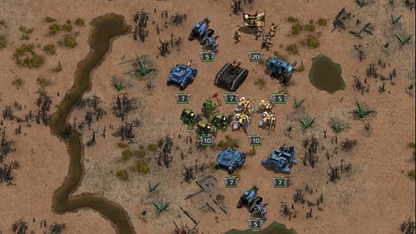 Warhammer 40,000: Armageddon review
