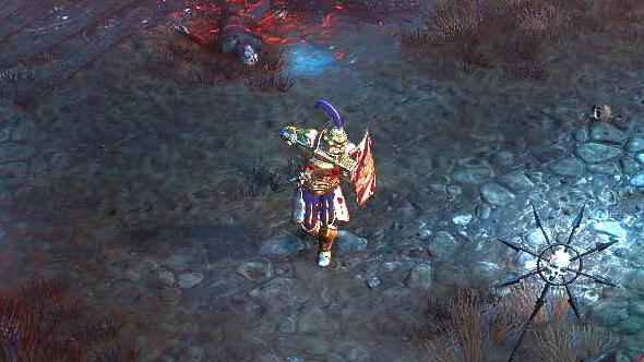 Warhammer Chaosbane Empire Captain