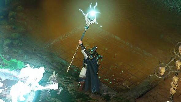 Warhammer Chaosbane High Elf Mage