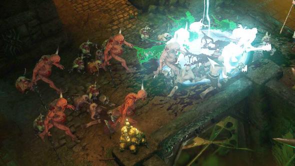 Warhammer Chaosbane Plaguebearers