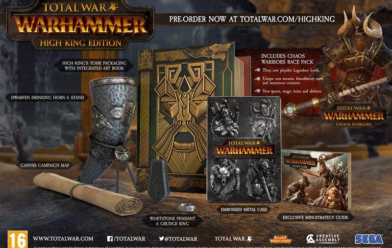 High King Edition Total War Warhammer