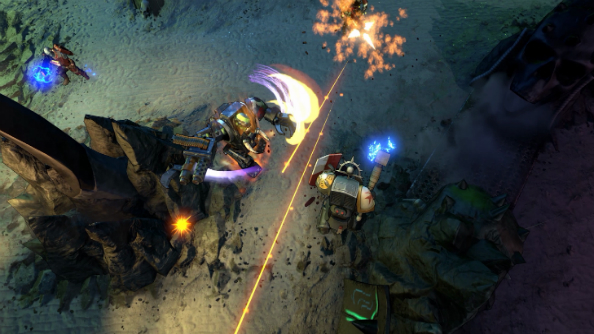 Warhammer 40K MOBA heads for Steam Early Access, Orks inbound