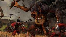 Total War Warhammer ork battle