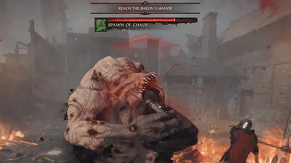 warhammer vermintide 2 spawn of chaos