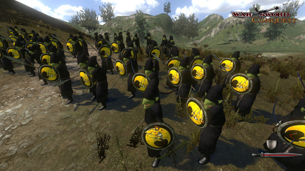 Blood for the Blood God: Mount & Blade gets Warhammered
