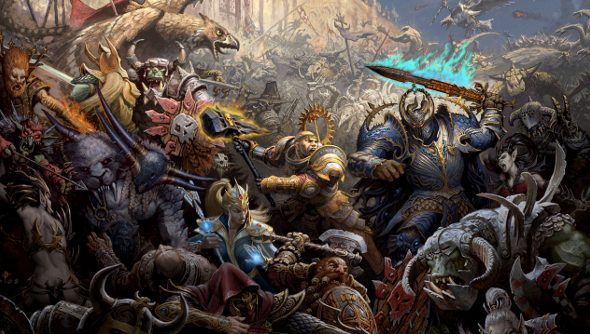 Warhammer Online could be preserved