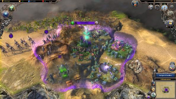 скачать игру Warlock 2 The Exiled - фото 3