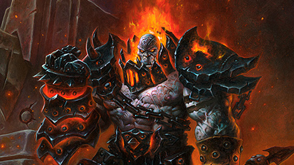 Warlords of Draenor comic introduces a new zone and orc chieftain: Blackhand