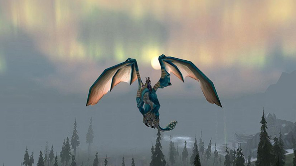 Warlords of Draenor will be a drake-free zone.