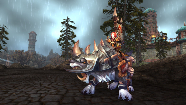 Don't cry for the old ways: Blizzard talk three tier system for Warlords of Draenor PvP gear