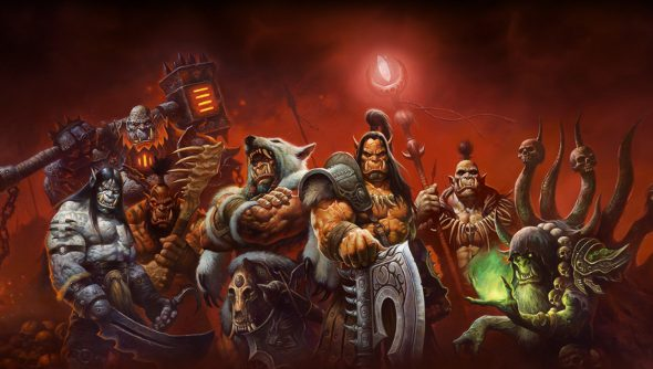 Warlords of Draenor PvP