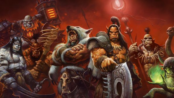 Watch the Warlords of Draenor cinematic and street-date reveal