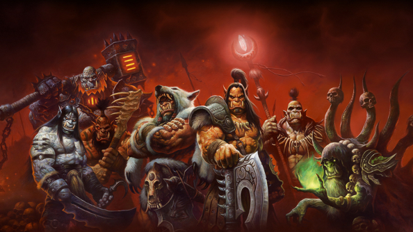 Warlords of Draenor available for pre-purchase