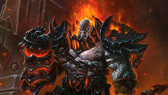 Blackhand: one of the titular Warlords of Draenor.