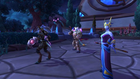 Garrisons are the headline feature of Warlords of Draenor, released later this year.