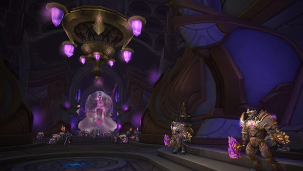 Warlords of Draenor: dungeon deeper.