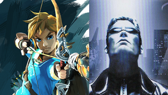 warren spector deus ex zelda breath of the wild