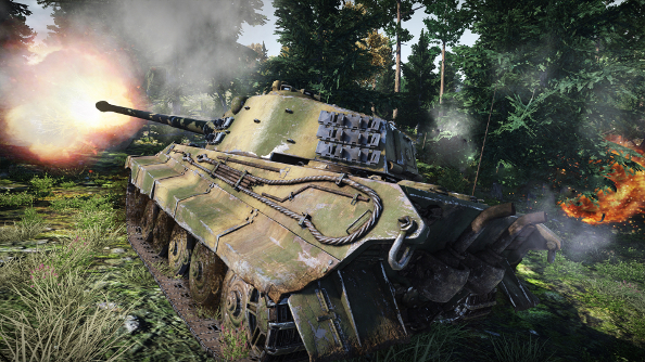 War Thunder getting a massive update in spring and kicks off third wave of Ground Forces beta