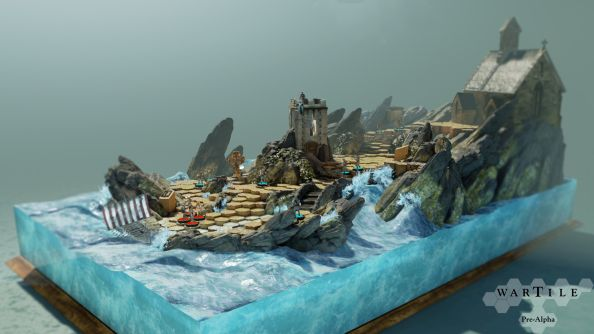 Making it in Unreal: reach into tiny viking dioramas with Wartile