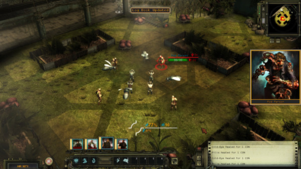 Wasteland 2 is on sale through Steam Early Access for all non-backers