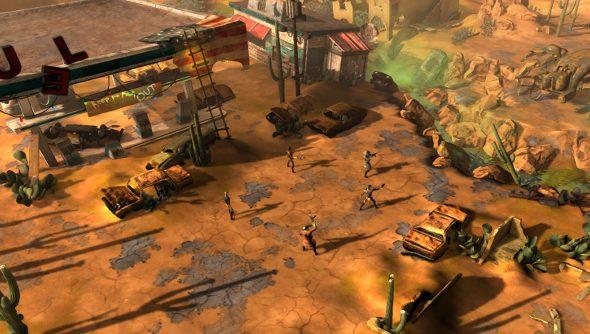 Wasteland 2 enters beta