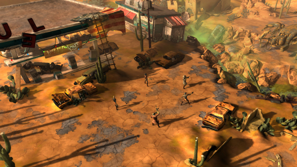 Wasteland 2 moves into beta, Steam Early Access version on its way