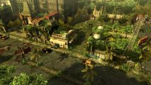 The Wasteland 2 take on Hollywood: greener than usual.