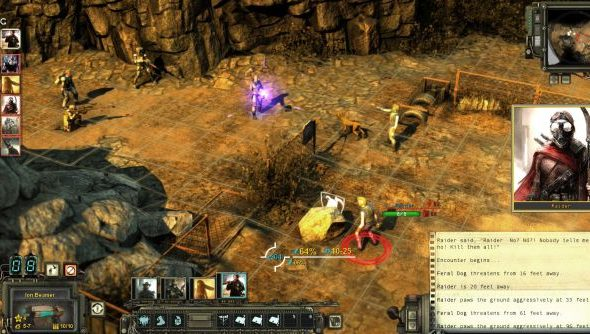 Wasteland 2 was one of the early, explosive Kickstarter videogame successes.